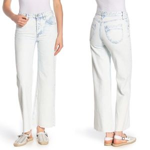 Free People | High Rise Flare Jeans sz 28